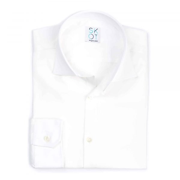 Sustainable shirt Serious White