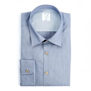 Sustainable Shirt Grey Fun