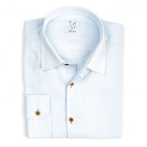 Sustainable shirt Blue Fun