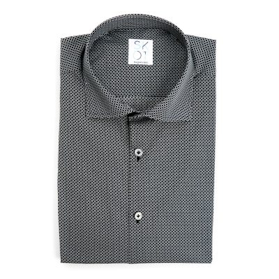 Sustainable Shirt Serious Dark