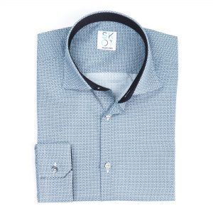 Sustainable shirt Serious Mystic