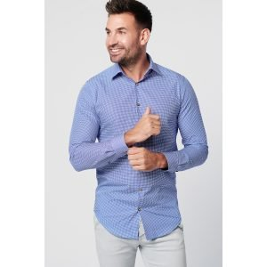 Sustainable Shirt Marine Water