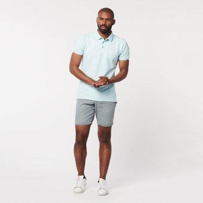 Sustainable Polo Crystal Blue